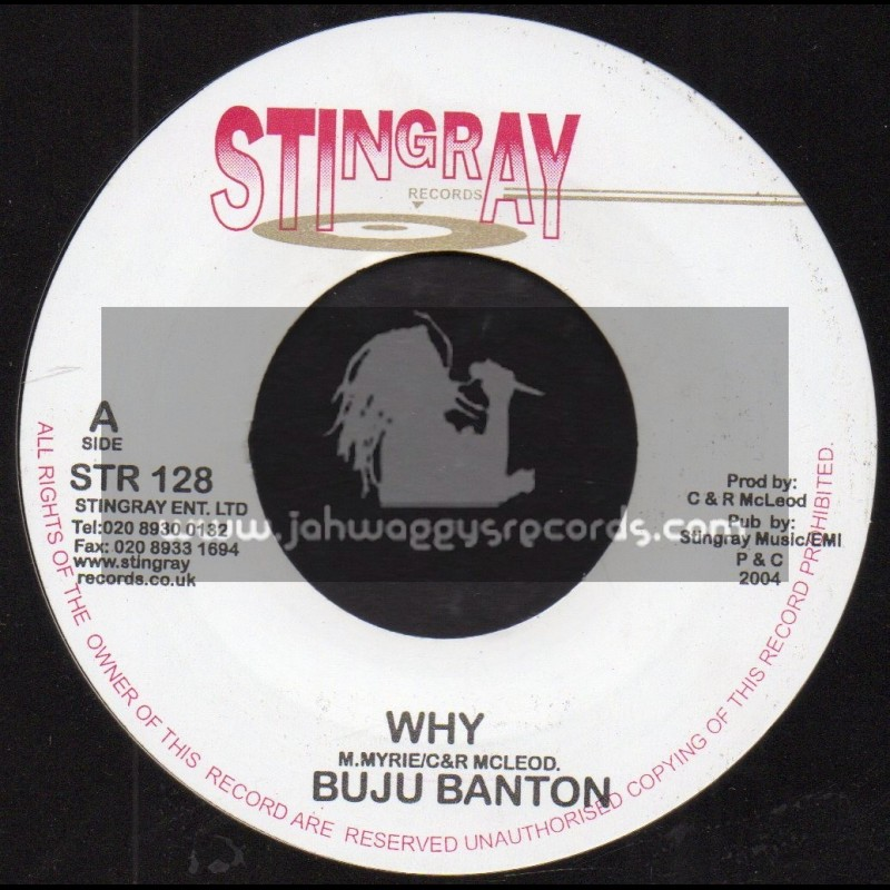 "Stingray-7""-Why / Buju Banton"