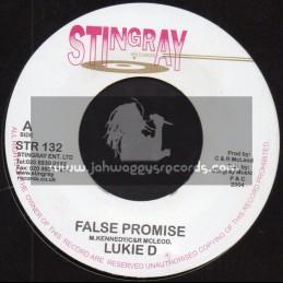 """Stingray-7""""-False Promise / Lukie D"""