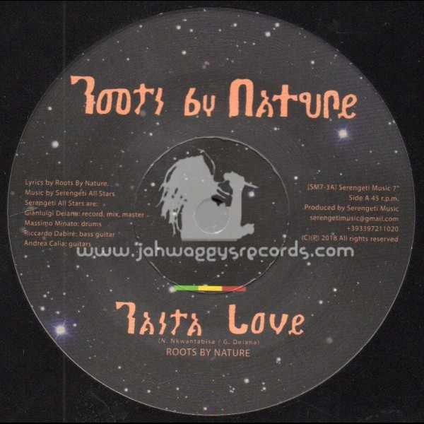 Roots By Nature60Rasta Love Roots By Nature Jah Waggys Records Mesmerizing Rasta Love Lyrics