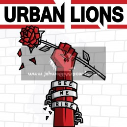 """Lionheart Records-12""""-See Me Rise / Urban Lions"""