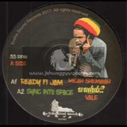 """Svaha Sound Records-12""""-Jamstyle Ep / WUDUB!?, Micah Shemaiah, Jah Bami, Vale - Limited Edition"""