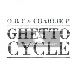 Dubquake Records-CD-Ghetto Cycle / O.B.F & Charlie P