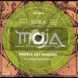 "Moja-7""-People Get Enough / Moja"