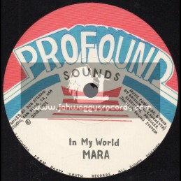 "Profound Sounds-7""-In My World / Mara - Limited 1 Copy Per Customer"