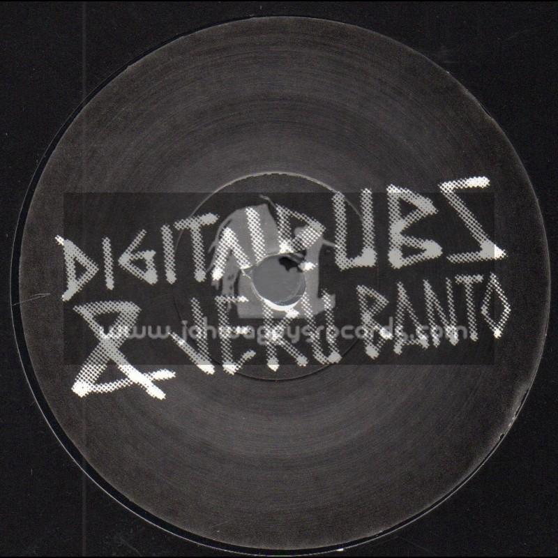 """Muzamba Records-7""""-Nos Porcos Não Crescerão Asas Jamais / Digital Dubs & Jeru Banto"""