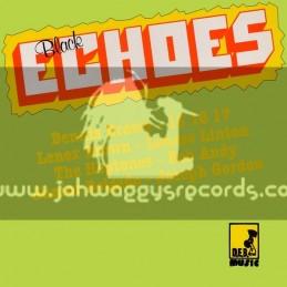 D.E.B. Music-Lp-Black Echoes / Various Artist