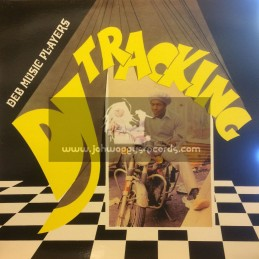 D.E.B. Music-Lp-D.J. Tracking / Various Artist