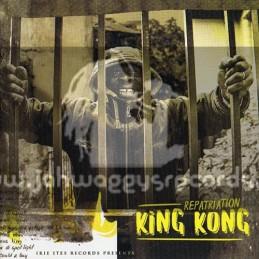 Irie Ites Records-Lp-Repatriation / King Kong