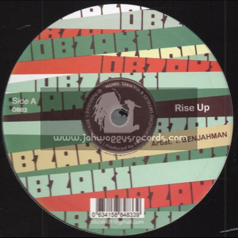 """Obzak-10""""-Rise Up / I. Benjahman"""