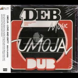 D.E.B. Music-CD-Umoja Dub / DEB Music Players