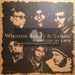 Room In The Sky-Double-Lp-Vision In Life / Winston Reedy & Salute