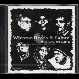 Room In The Sky-CD-Vision In Life / Winston Reedy & Salute