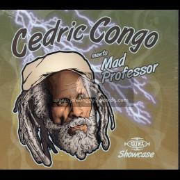 Ariwa-CD-Cedric Congo Meets Mad Professor – Ariwa Dub Showcase