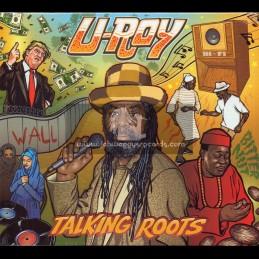 Ariwa-CD-Talking Roots / U-Roy
