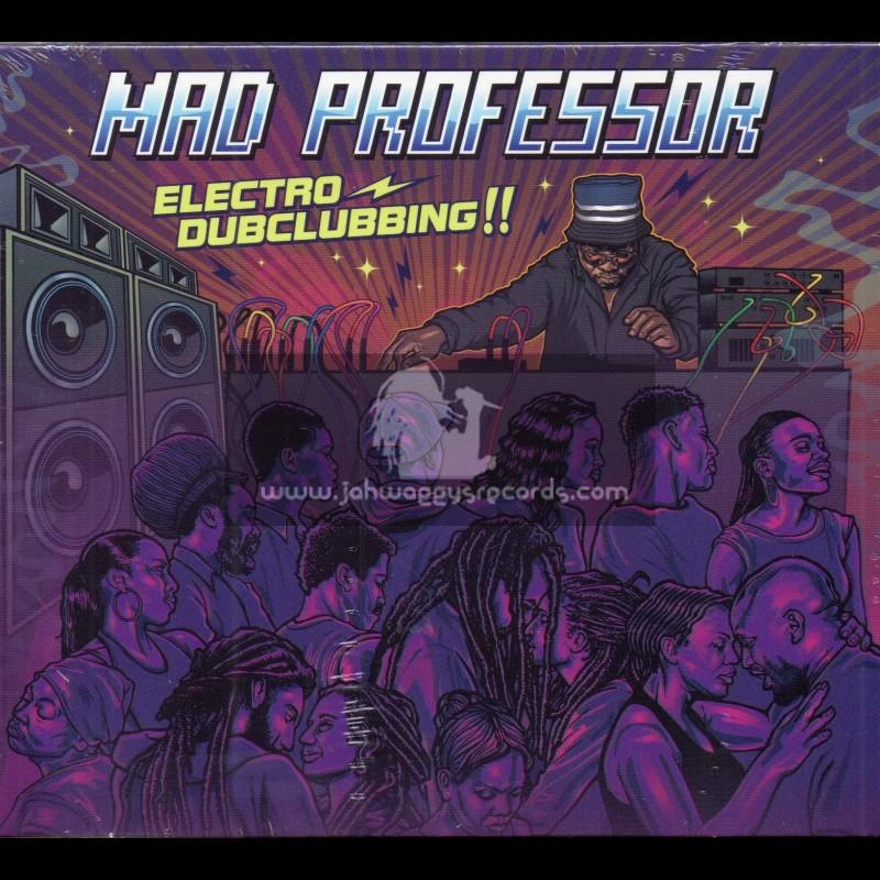 Ariwa-CD-Electro Dubclubbing / Mad Professor