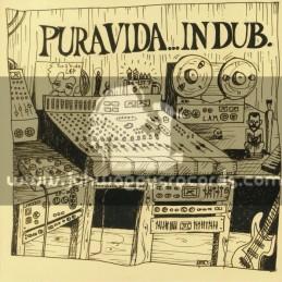 Lost Ark Music-Lp-Pura Vida – In Dub