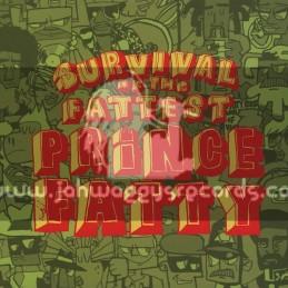 Mr Bongo-Lp-Survival Of The Fattest / Prince Fatty