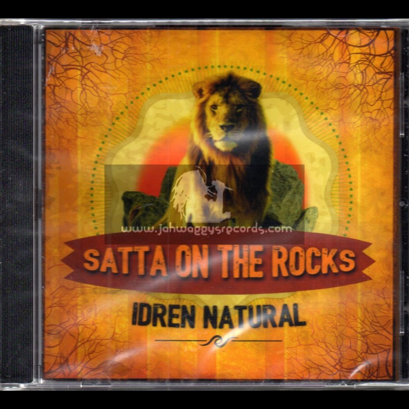 Higher Regions Records -CD-Satta On The Rocks / Idren Natural, Mighty Prophet