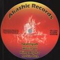 "Akashic Records-12""-Movin On / Iwarriyah - King Alpha + Ekos / Fikir Amlak - King Alpha"