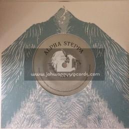 """ZamZam-7""""-Pray / Alpha Steppa + Liberation / Alpha Steppa"""
