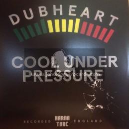 Karnatone-Lp-Cool Under Pressure / Dubheart