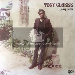 "Jamwax-12""-Going Home / Tony Clarke + Hey Little Girl / Tony Clarke"