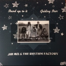 "Jamwax-12""-Stand Up To It / Jah Mel + Guiding Star / Jah Mel"