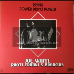 "Jamwax-12""-Rising Disco Power/Joe White-Roots Trunks And Branches+Aint No Way The Monster/Joe White-Roots Trunks And Branches"