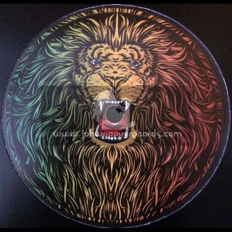 """Whodemsound-12""""-When The Lion Roars / J. Robinson Meets iSt3p Feat. Fikir Amlak"""
