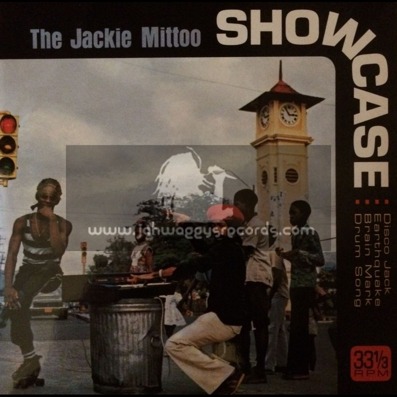 """17 North Parade-7""""-The Jackie Mittoo Showcase"""