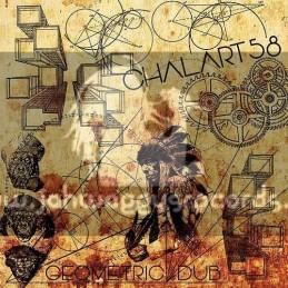 La Panchita Records-Lp-Geometric Dub / Chalart 58