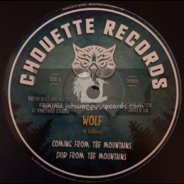 """Chouette Records-12""""-Coming From The Mountains / Wolf + Dirty Business Around / I Fe"""