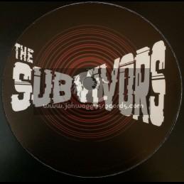 "The Subvivors-12""-Ruff / The Subvivors + Devieve / The Subvivors"