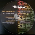 "4Weed Records-12""-Zion Kingdom / Matic Horns"