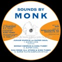"Sounds By Monk-12""-Ep-Super Love / Junior Murvin + Flying High / I Roy"