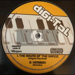 "Digi-Tal-10""-The Sound Of The Dance / Wayne Marshall + Basic / Mikey General"