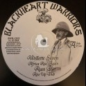 "Blackheart Warriors-12""-Africa Rise Again / Wellette Seyon + Wisdom / Wellette Seyon"