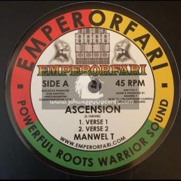 "Emperorfari-12""-Ascension / Manwel T"