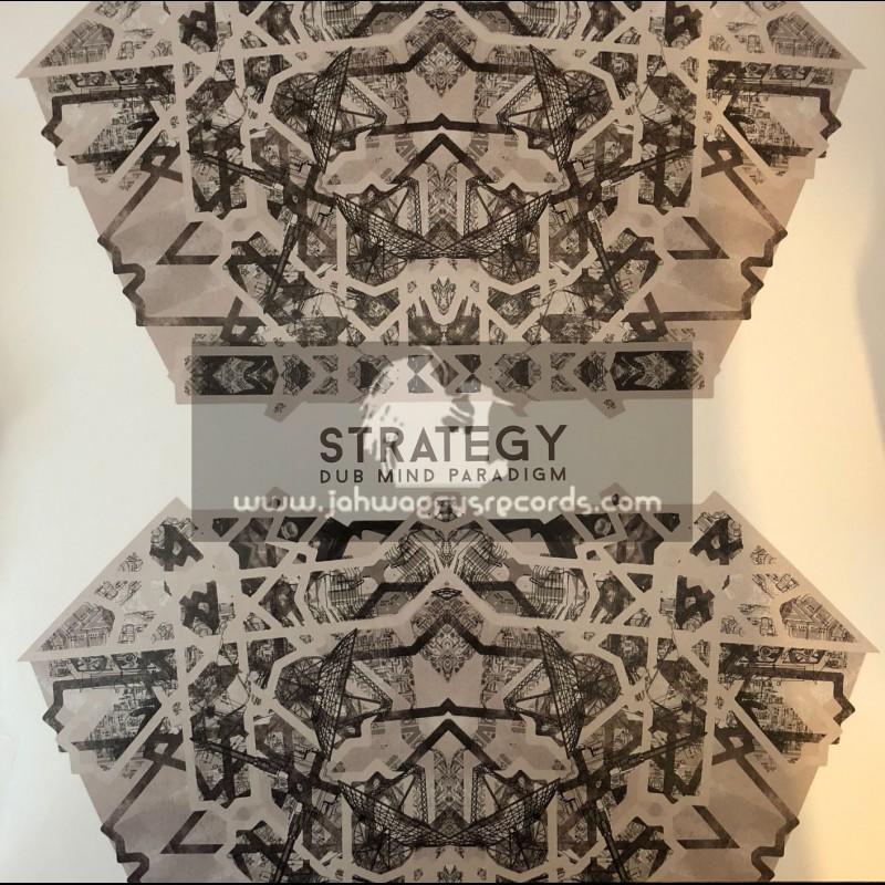 Khaliphonic-Lp-Strategy – Dub Mind Paradigm