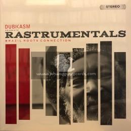 Rastrumentals Records-Double Lp-Dubkasm Presents Rastrumentals - Brazil Roots Connection