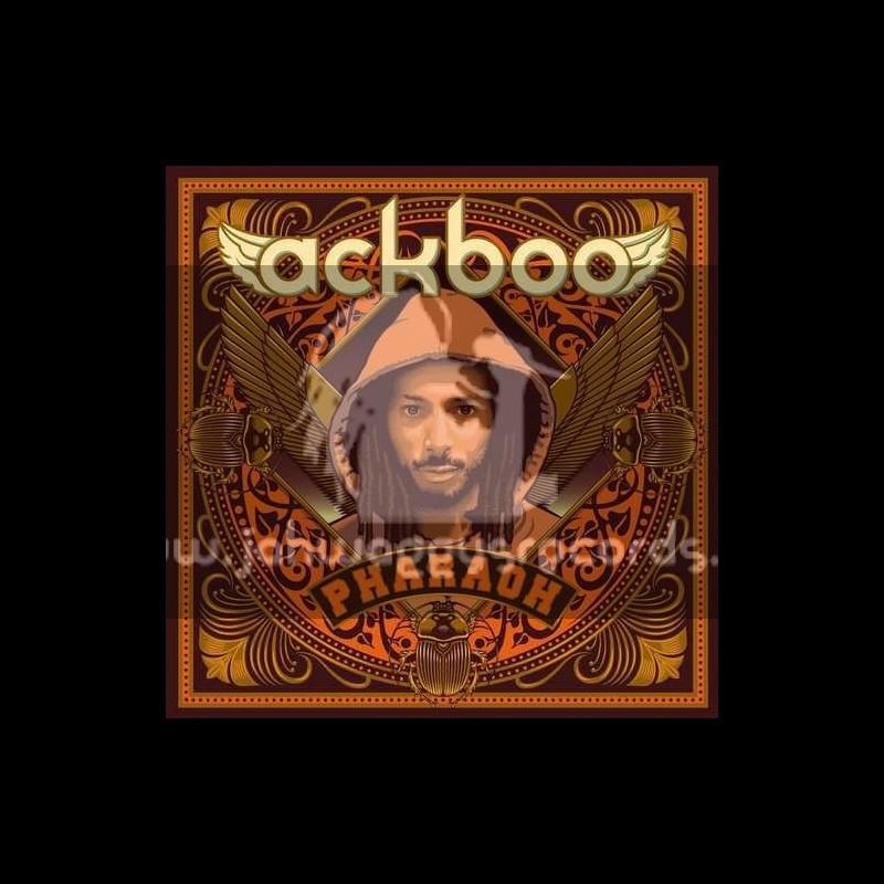 Tanta Records-Lp-Pharaoh / Ackboo