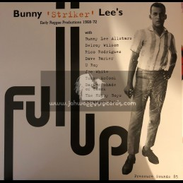 Pressure Sounds-Double-CD-Full Up (Bunny 'Striker' Lee's Early Reggae Productions 1968-72)
