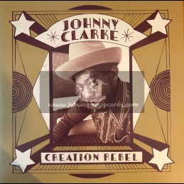 VP Records-Lp-Creation Rebel / Johnny Clarke
