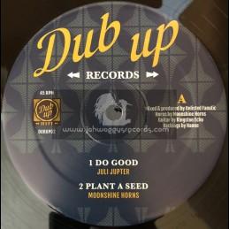 "Dub Up Records-12""-Do Good / Juli Jupter + Contest Of Character / Prince Livijah"