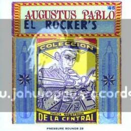 Pressure Sounds-CD-El Rockers / Augustus Pablo