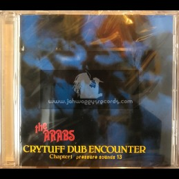 Pressure Sounds-CD-Cry Tuff Dub Encounter Chapter 1 / The Arabs