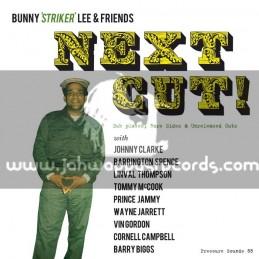 Pressure Sounds-CD-Next Cut! (Dub Plates, Rare Sides & Unreleased Cuts)  - Bunny Lee