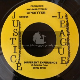 """Justice League-7""""-Different Experience / Delroy Butler"""
