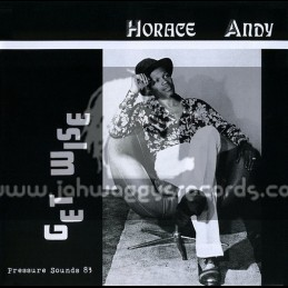 Pressure Sounds-CD-Get Wise / Horace Andy