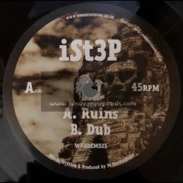 """Whodemsound-7""""-Ruins / iSt3P"""